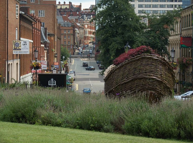 Widok na Ludgate Hill - okolice St Pauls Church