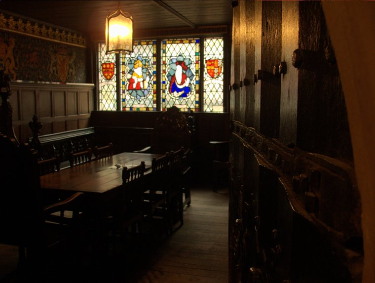 Old Council Chamber - St Mary's Guildhall