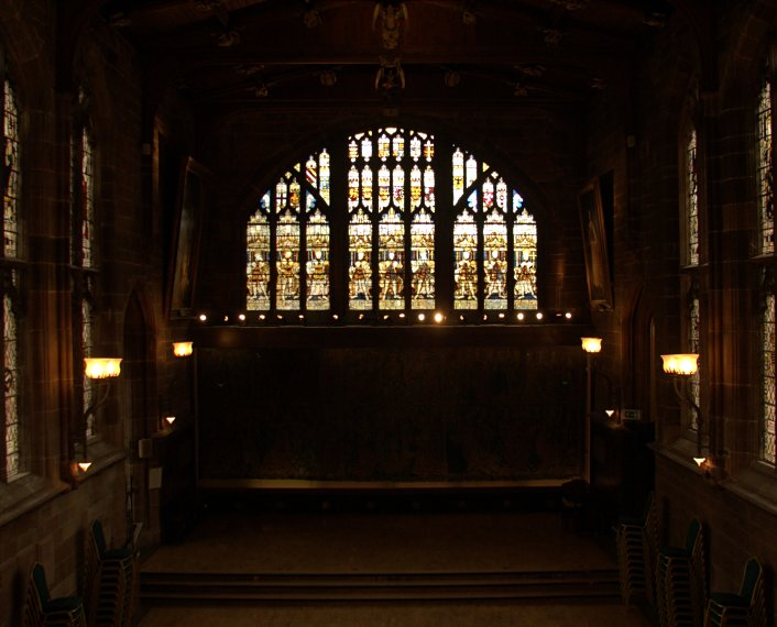 Great Hall - St Mary's Guildhall