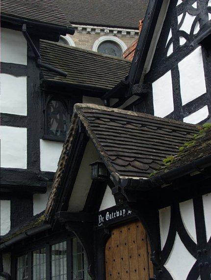 Budynek bramny