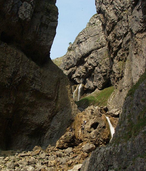Yorkshire Dales - Malham - Gordal Scar