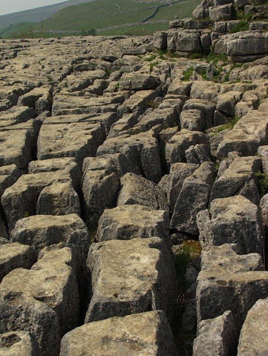 Yorkshire Dales - Malham - limestone pavements